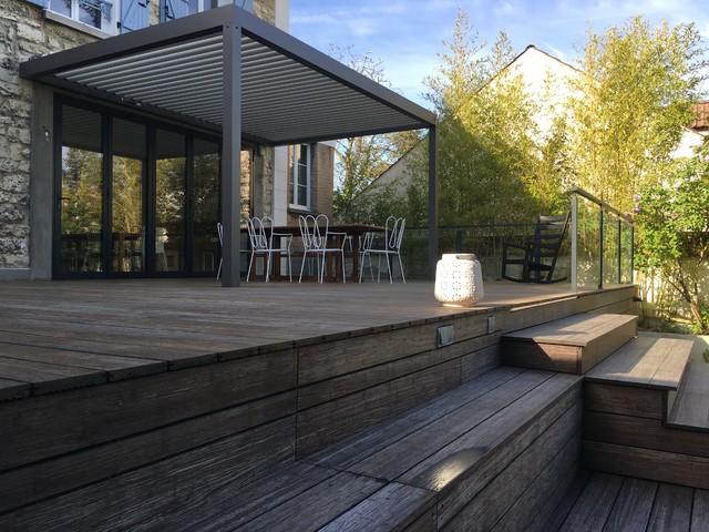tout savoir sur les terrasses en bambou