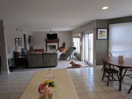 Paint Color Ideas For Open Concept Home Home Painting