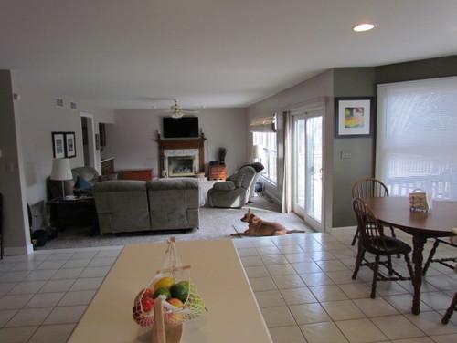 Paint Color Ideas For Open Concept Home