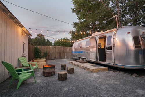 New Life and Style for a 1976 Airstream