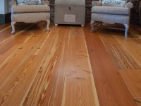"""""""Old Crow"""" Reclaimed Heart Pine Flooring - Traditional ..."""