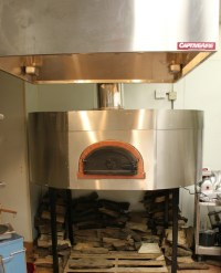 1500 Steel Artisan Wood Fired Brick Oven - Contemporary ...