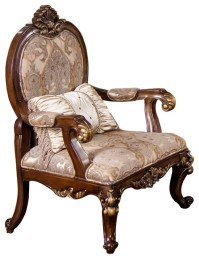 Winfrey Traditional Living Room Chair - Victorian - Living ...