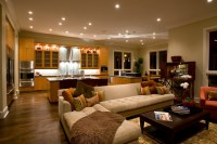 Luxury Home Tour - Transitional - Family Room - Chicago ...