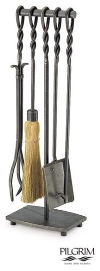 oldiered Row Tools in Vintage Iron