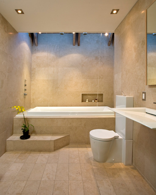 Eureka Valley Residence  Contemporary  Bathroom  San