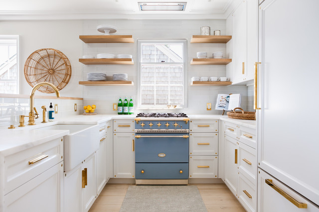 14 Easy Street - Nantucket beach-style-kitchen
