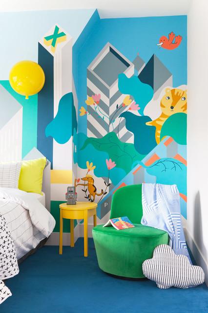 7 Of The Best Children S Wall Art Ideas Houzz Ie
