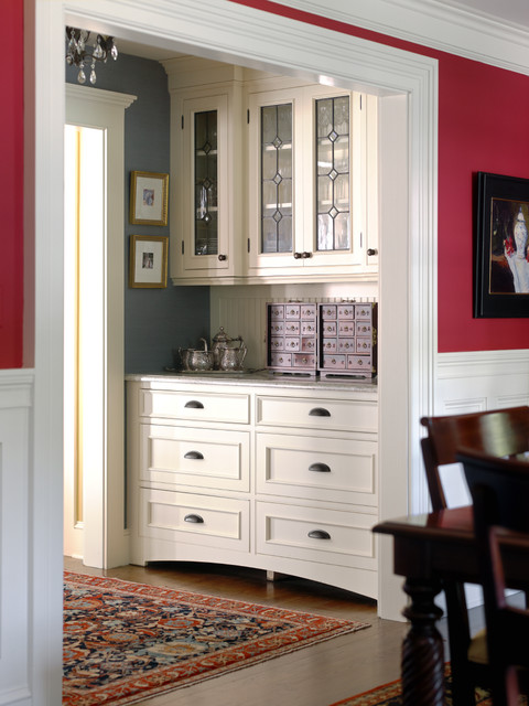 kitchen upgrades how to build a island with seating butler's pantry - traditional dining room new york ...