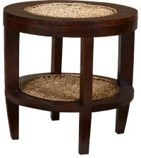 Dakar Side Table - Tropical - Side Tables And End Tables ...