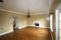 Help with plain fireplace wall in living room!