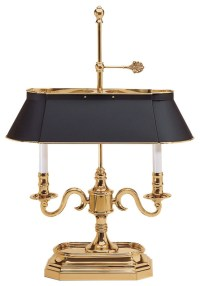 Decorative Crafts Brass Lamp - Traditional - Table Lamps ...