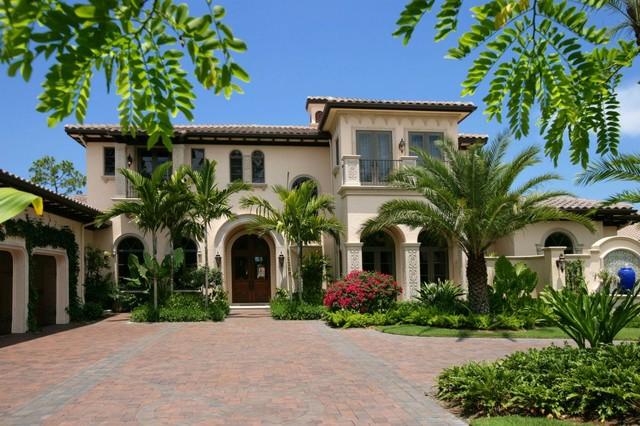 Private Residence, Naples, Florida  Mediterranean