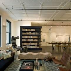 Woodwork Design For Living Room White Set Sale David Howell - Industriel Salon New York Par ...