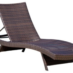 Outdoor Chaise Lounge Chairs With Wheels Martha Stewart Patio Lakeport Adjustable Chair Tropical