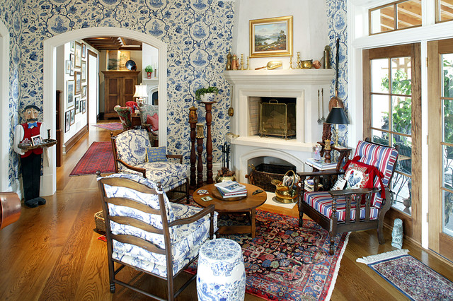 traditional living rooms with oriental rugs room ideas using grey paint english country house