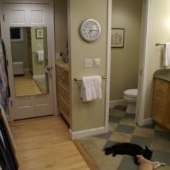 Distressed Kitchen Chairs Fisher Price Loving Family Birmingham Mi Master Closet/bath Combination ...