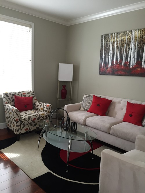 Need idea for living room corner or few tips to make over
