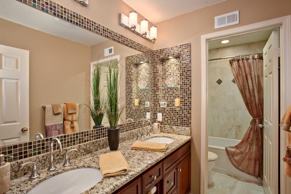 Rancho Penasquitos, CA Bathroom Remodel   Traditional   Bathroom   San Diego   by Remodel Works ...