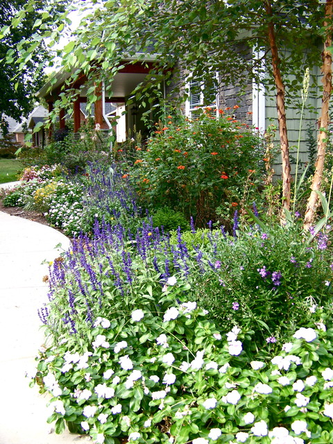 20 Ways To Get The Cottage Garden Look