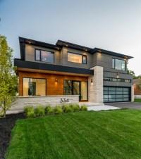 Southview Modern Home - Contemporary - Exterior - Toronto ...