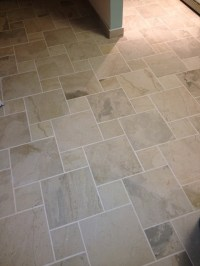 Condo Kitchen - Contemporary - Wall And Floor Tile - other ...