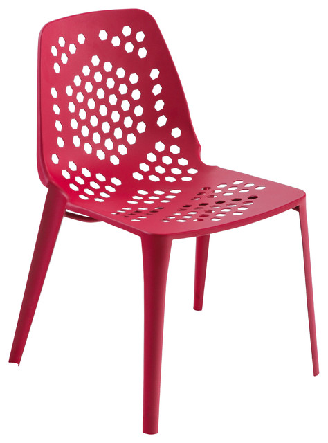 Pattern Chair by Emu  Eclectic  Garden Lounge Chairs