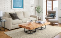 Wallace Rug in Earth - Modern - Living Room - Minneapolis ...