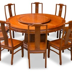 10 Chair Dining Table Set Target Green 66 Rosewood Longevity Design Round With Chairs Asian Sets By China Furniture And Arts