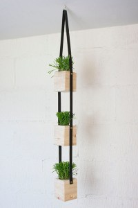 Hanging Wall Planter - Contemporary - Indoor Pots ...