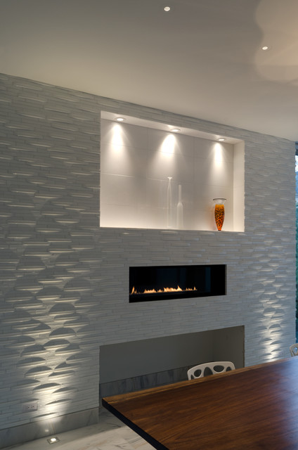 Sun 3 LED Recessed Floor Lights by Edge Lighting  Contemporary  Dining Room  chicago  by