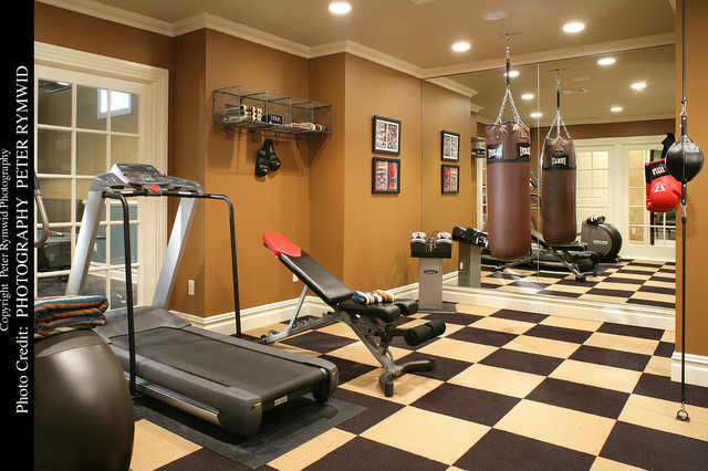 Exercise Room Decorating Ideas