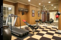 Exercise Room - Traditional - Home Gym - New York - by ...
