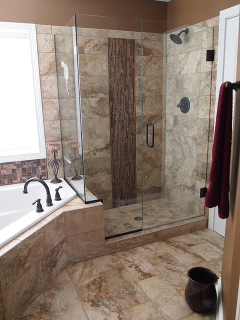 Bathroom Remodelsbefore And After Traditional