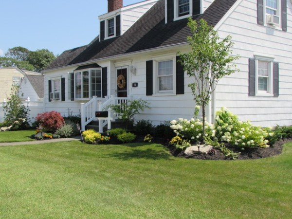 small area front yard landscapes