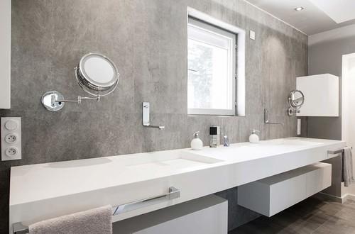 Aménagement intérieur - salle de bains