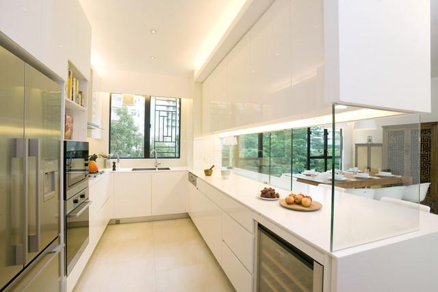 Royalton - A Perfect Blend of Classic and Contemporary Design contemporaneo-cocina