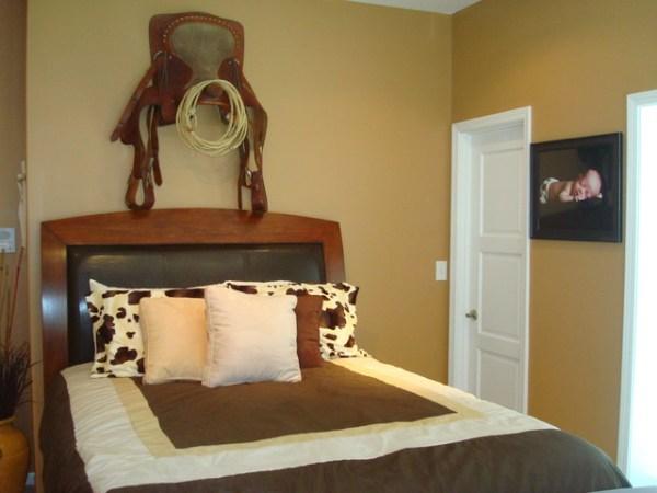Cowboy Bedroom