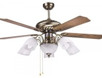 Traditional Large Decorative Ceiling Fan Lamp ...