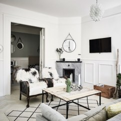 Small Rectangle Living Room Decorating Ideas 2 Gray Couch Design How To Make Your Look Larger
