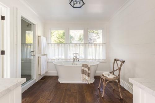 20 Beautiful Farmhouse Bathroom Decor Ideas