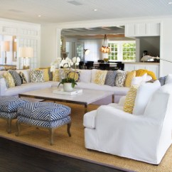 Beach Style Decorating Living Room Modern Small Apartment House New York By
