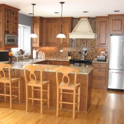 Amish Kitchen Cabinets Chicago Cheap Supplies Traditional