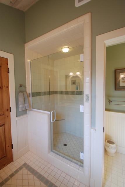 Carmel Cottage Bathrooms  Traditional  Bathroom  San