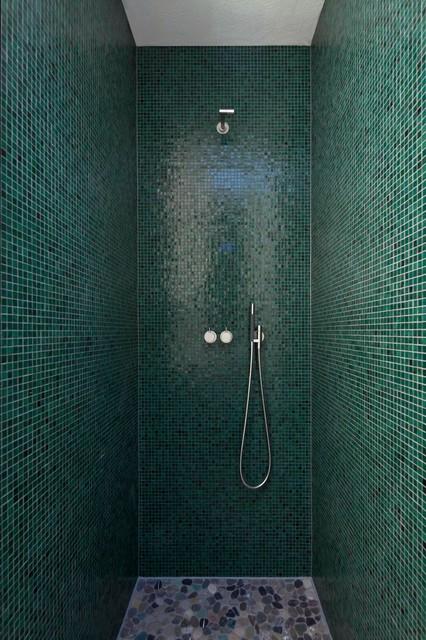 Badgestaltung modern-bathroom