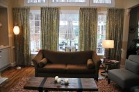 Drapes - Transitional - Living Room - Raleigh - by BlindPros