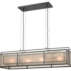 Oil Rubbed Bronze Kitchen Island Lighting Table For Small Spaces Stasis 4 Billiard Transitional By Jungle