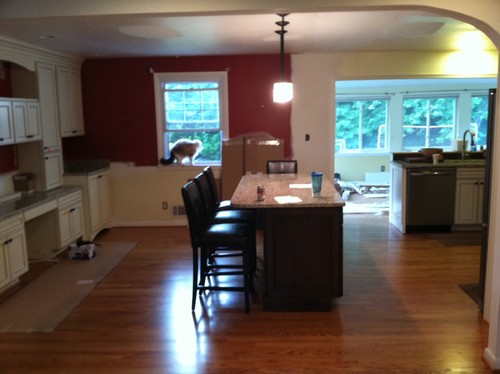 Help Need Ideas On Paint Colors For Open Concept Space