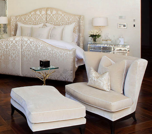 Leather Dcor Ideas For Bedroom Chairs And Ottomans