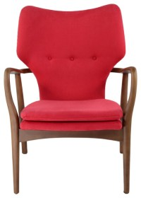 Midcentury Modern Lounge Chair - Midcentury - Armchairs ...